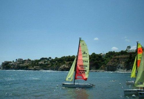 Benissa: el viento, el mar...