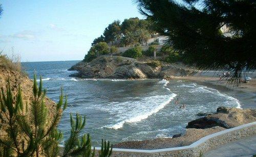 Foto de Playa de la Fustera,  Benissa