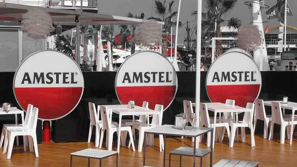 Amstel-Lounge