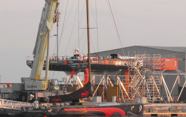 Barco-Ericsson