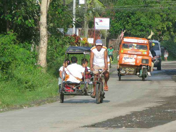 Jeepneys-Triciclos
