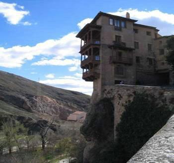 hoteles en pueblos de cuenca: