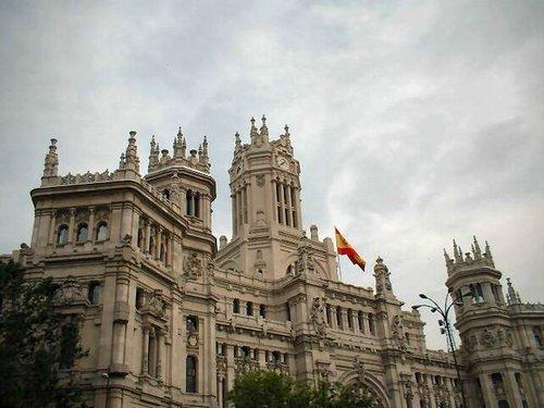Correos Madrid