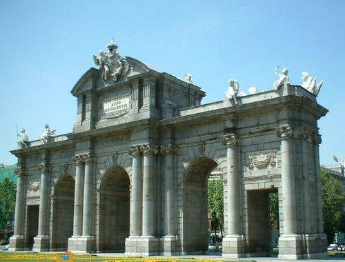 Retiro Museo del Prado