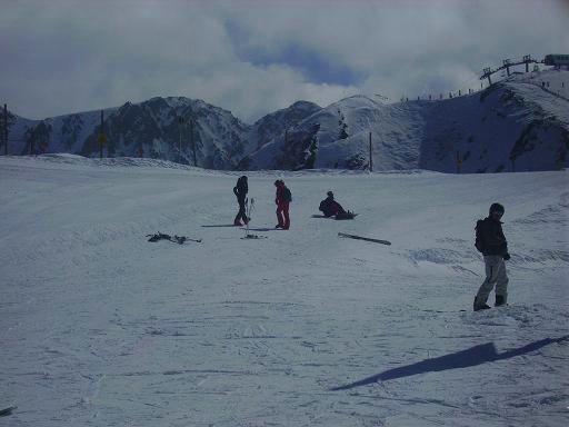 Esquiar en Lérida