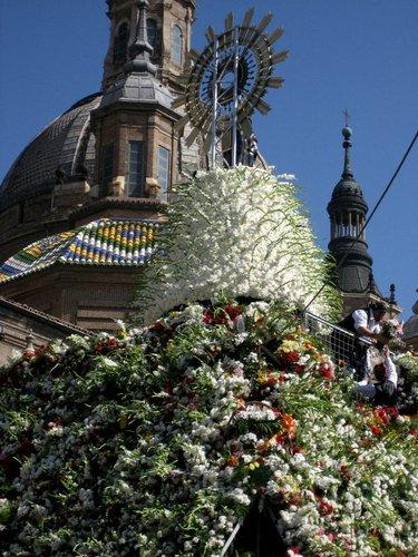 Misas y Actos Religiosos Fiestas del Pilar 2011