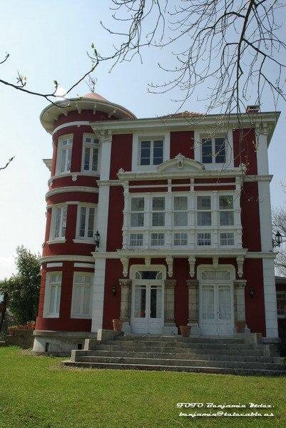 Casa Roja, Asturias
