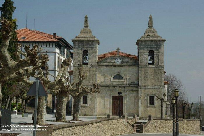 Iglesia de Colombres, Asturias