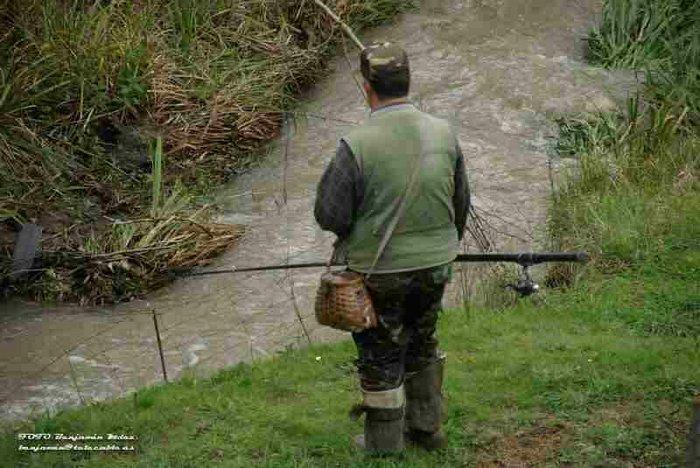 Pesca en La Mana Pontevedra