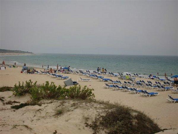 Playas en c diz - Fotos de hamacas en la playa ...