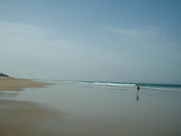 Playa de La Barrosa, Chiclana
