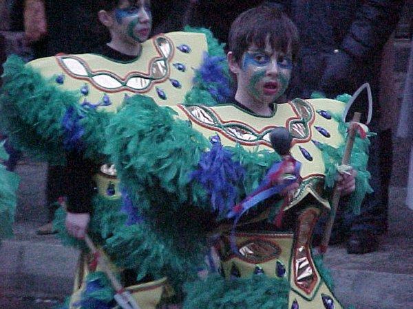 carnaval en La Baneza