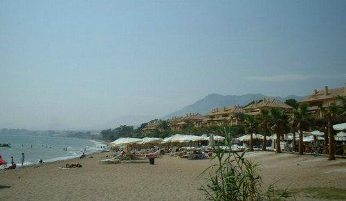 Fotos de Cabo Pino costa (Málaga)