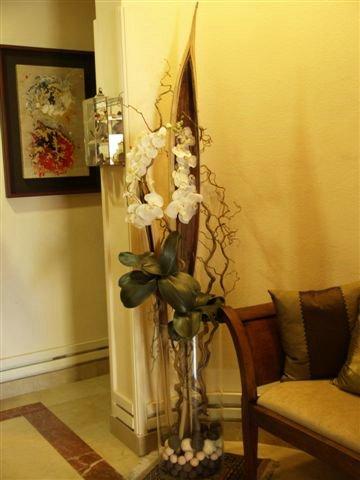 Centros de flores para decorar la casa decoracion en el for Arreglo de sala de casa