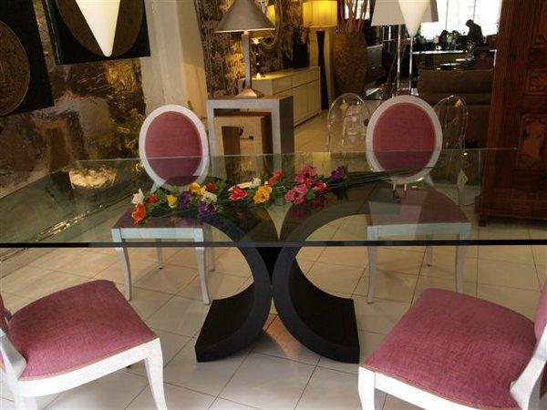 Comedores decoracion en el hogar for Decoracion comedor moderno