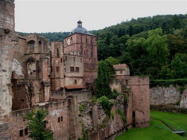 Castillos de Heidelberg