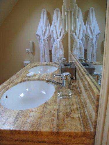 Feng Shui Baño Bajo Escalera:Características del cuarto de baño Feng Shui: