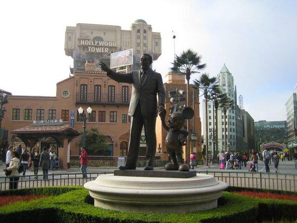 Parque Disney Studios