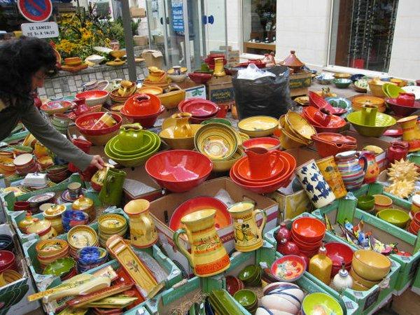 Saumur-mercado