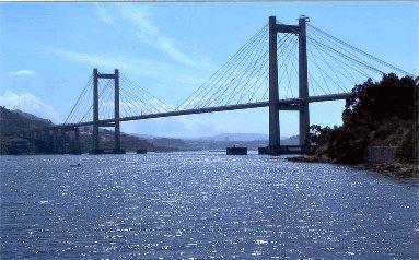 Puente Rande Vigo