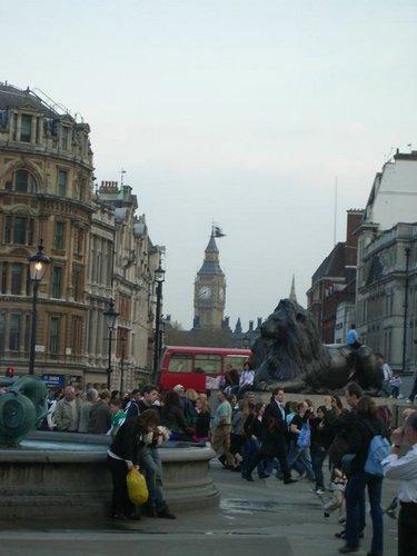 Trafalgar-square-big-ben