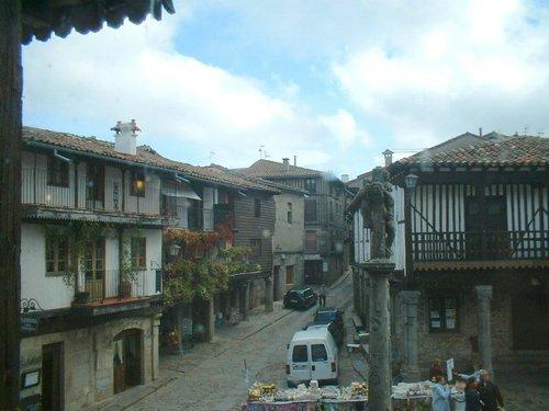 La alberca salamanca for Alberca pueblo de salamanca