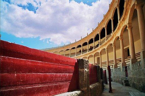 Fotos de Málaga: Plaza de toros de Ronda