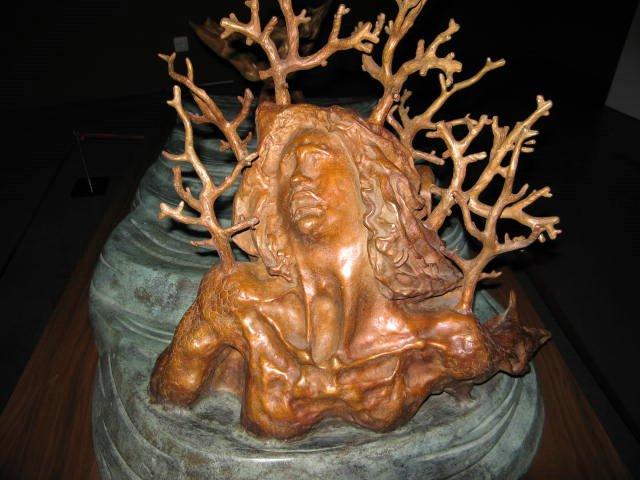 escultura museo ceuti