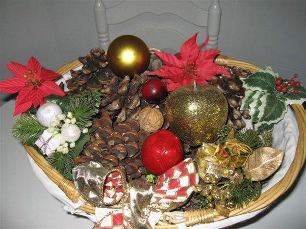 Arreglos navidenos 01 jpg - Adornos de mesa navidenos ...