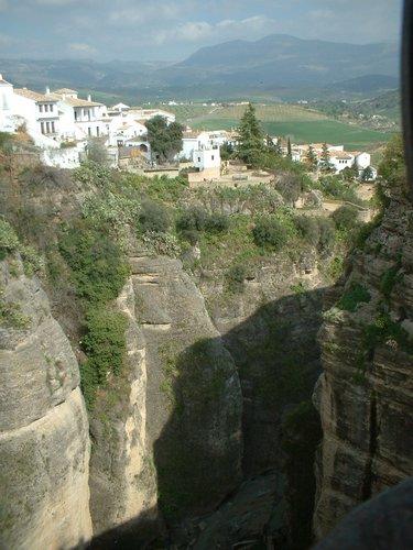Parques naturales de Málaga