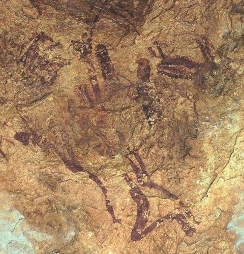 Pinturas rupestres Chulilla