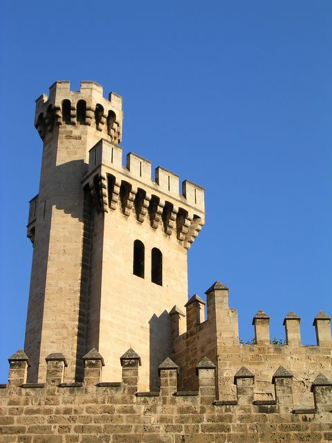 Castillos en Mallorca