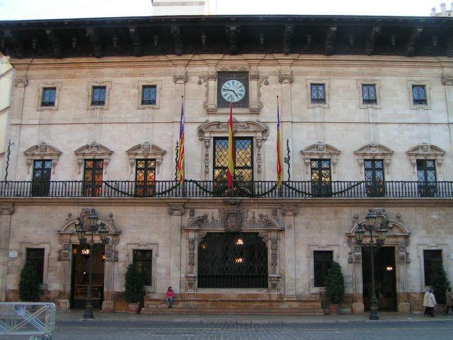 Edificios Mallorca
