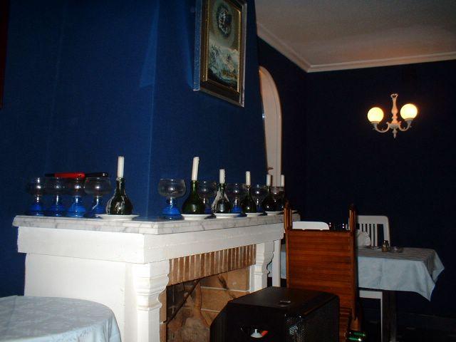 Restaurante frances la for Restaurante frances